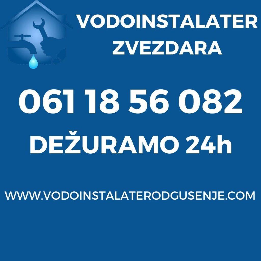 Vodoinstalater Zvezdara
